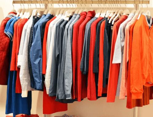 Wymiana szafy na jesienną